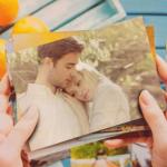 Stampa digitale su carta fotografica le fotografie dei tuoi ricordi