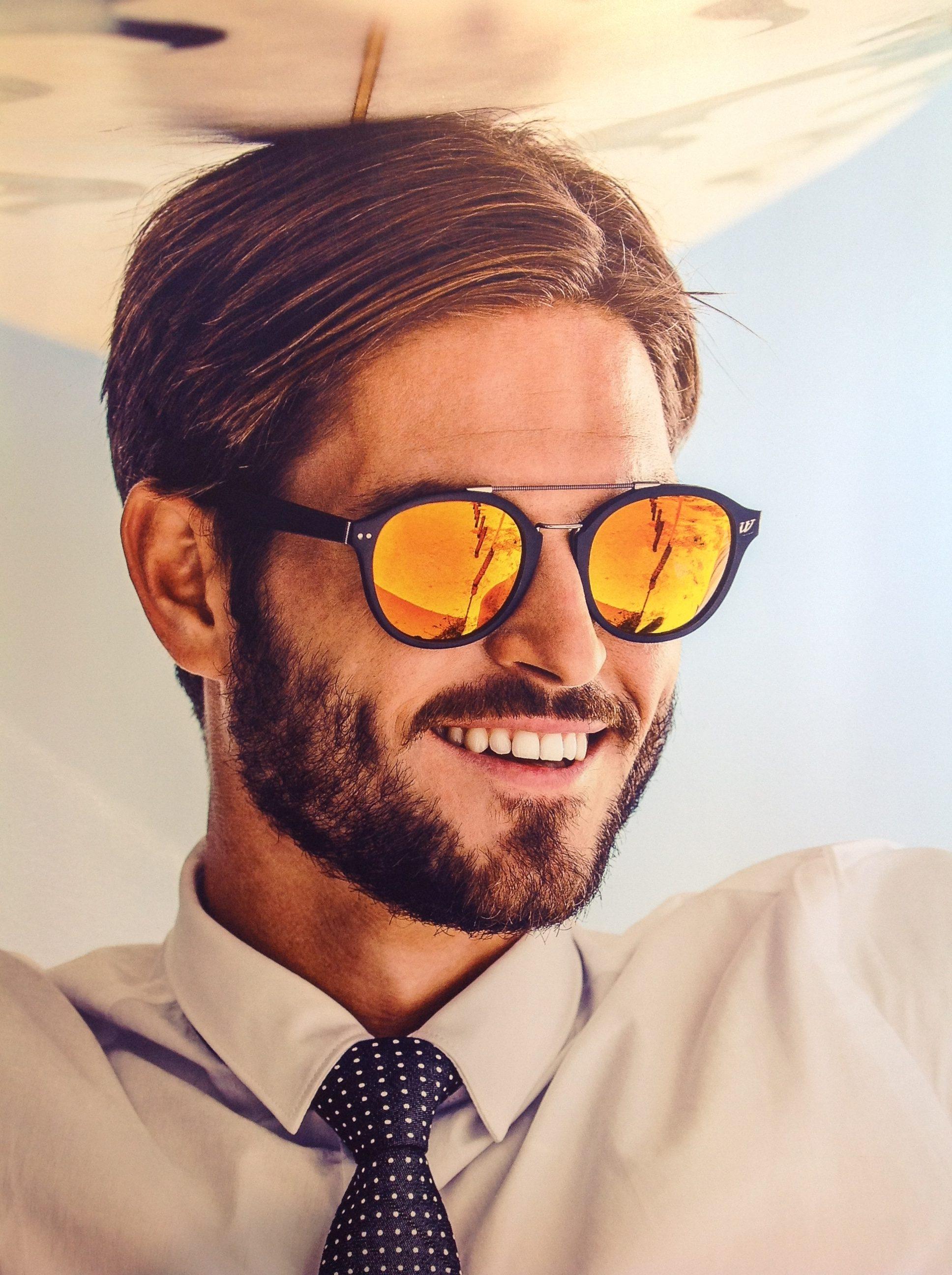 Alcuni occhiali presenti in negozio…