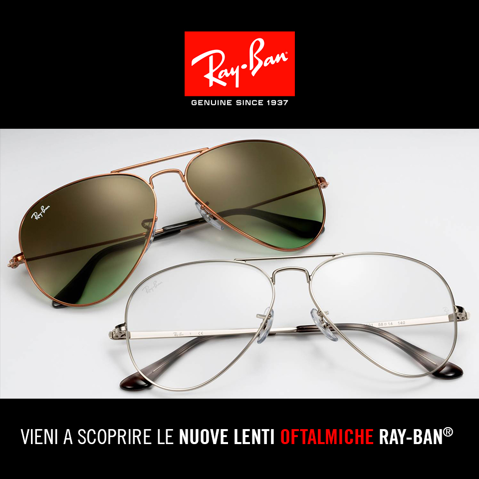 ray ban lenti occhiali da sole