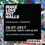 diesel make love not walls
