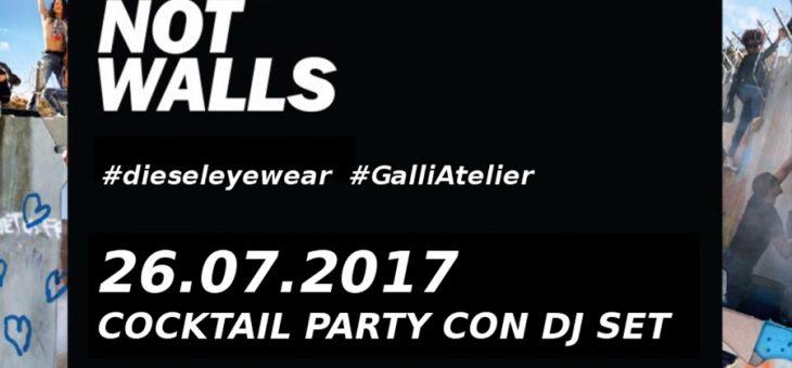 #DieselEyewear – Presentazione Collezione Occhiali Diesel