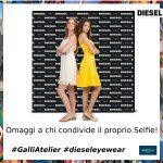 diesel selfie